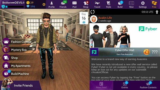 Download Avakin Life for PC Windows 10